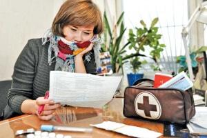 Даже после завершения трудовых отношений работодатель обязан оплатить дни болезни