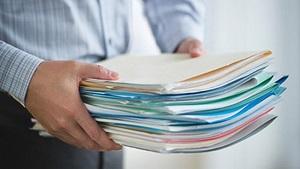 Нужно собрать пакет документов