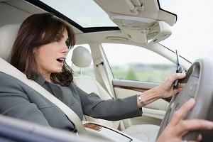 Уровень мастерства вождения важен для страховой