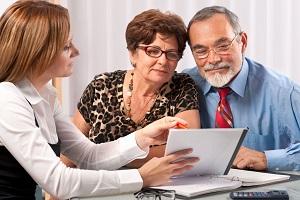 Пенсионеры - наиболее уязвимая категория