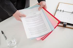 Нужно подготовить документы