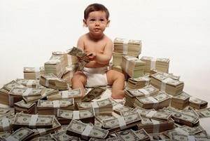 как рассчитать пособие по уходу за ребёнком?