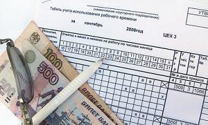 Как рассщитать зарплату у бюджетника оклад 4600 от мрота