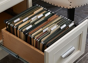 Срок хранения документов разный