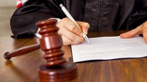 Гендиректор представляет интересы компании в суде
