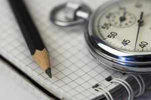 Хронометраж рабочего времени: образец заполнения