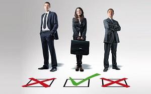 Метод эффективен в крупных компаниях